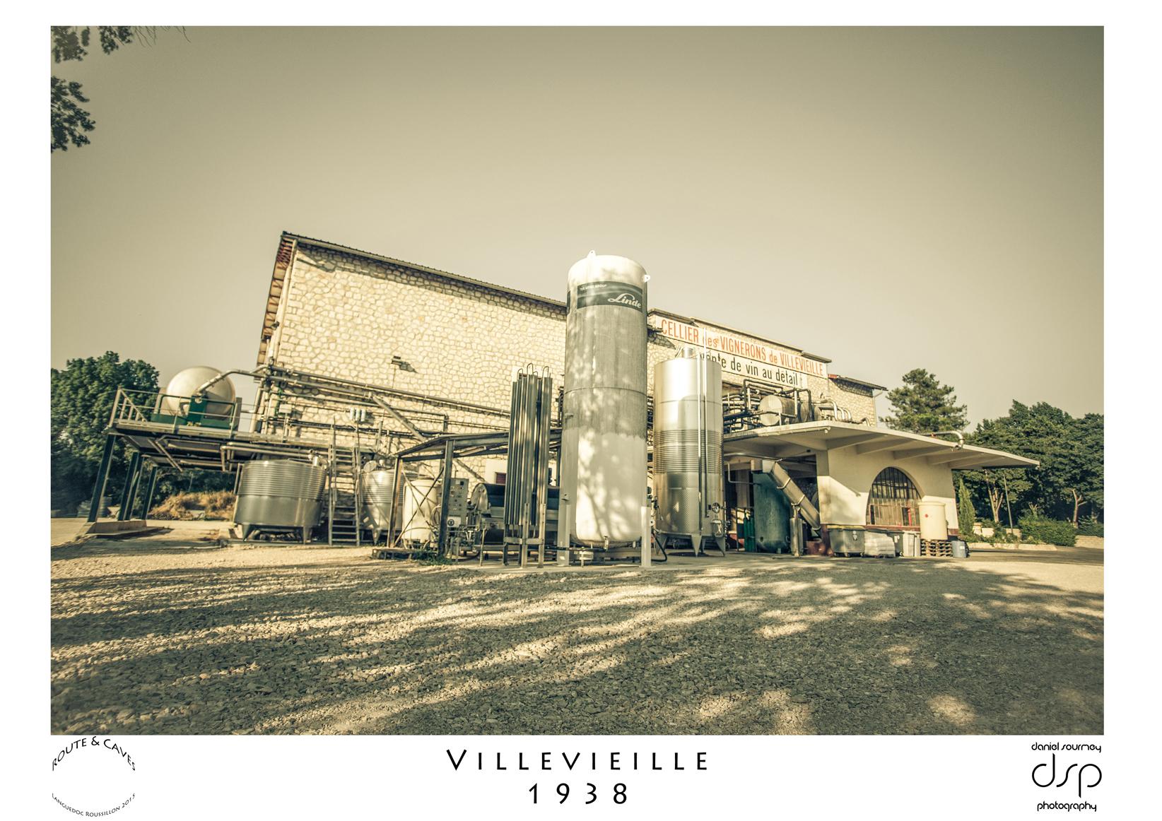Cave coopérative de Villevieille