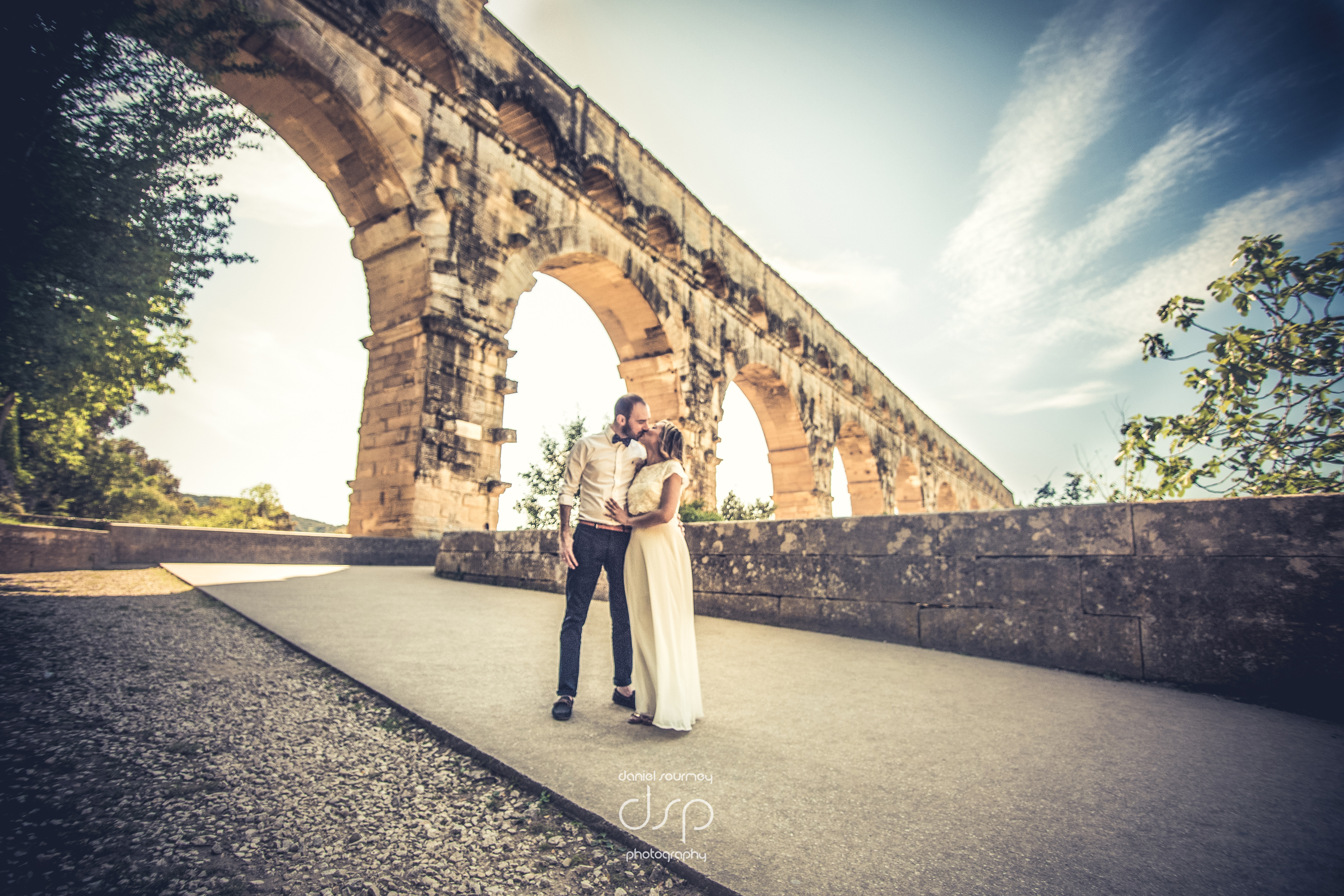 Photographe Engagement à Nîmes