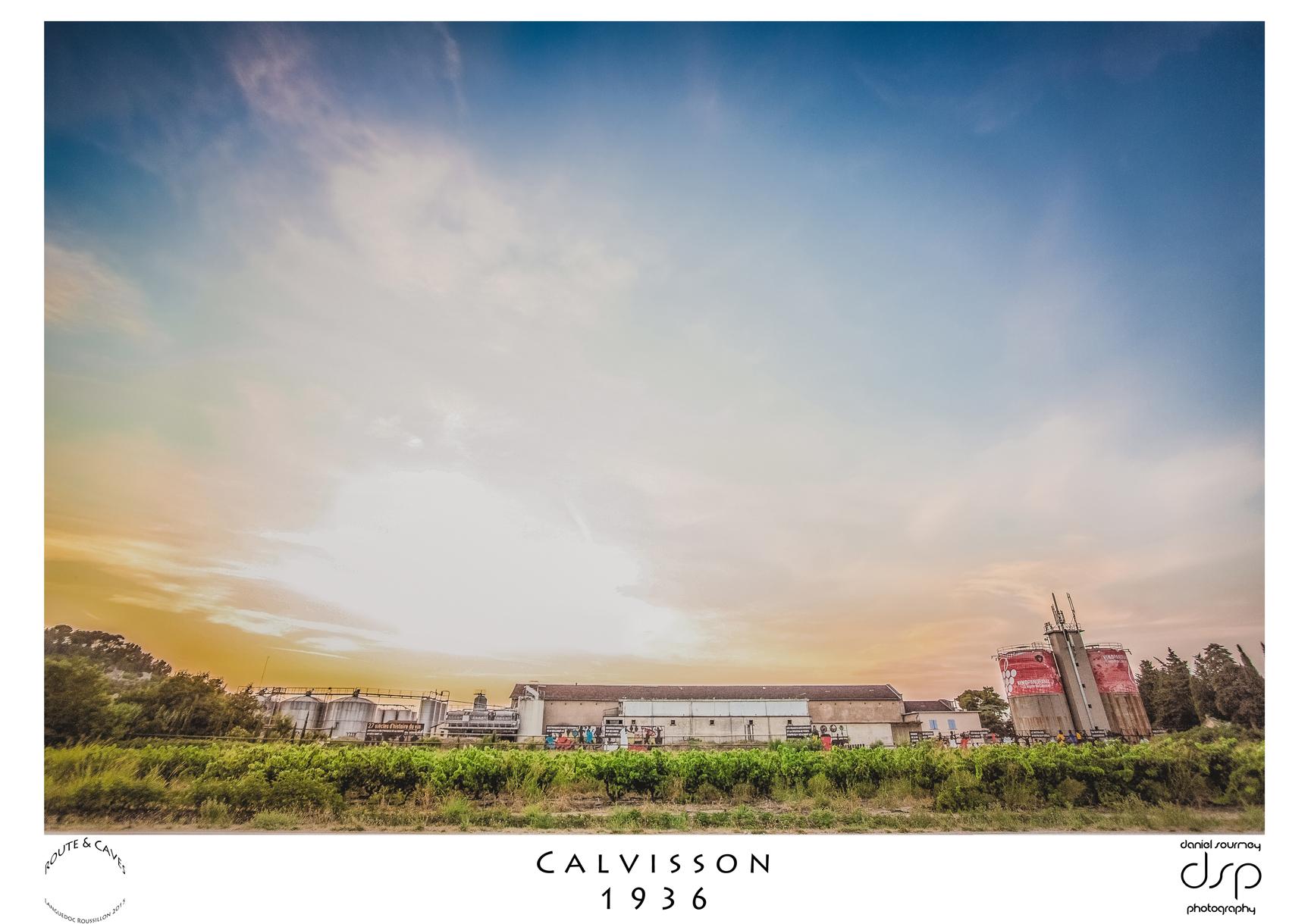 Cave coopérative de Calvisson