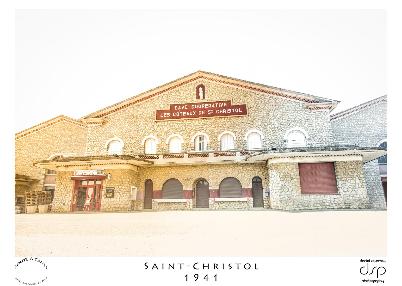 Cave coopérative de Saint Christol
