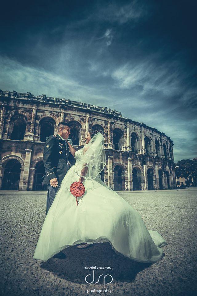 Photographe reportage mariage nîmes