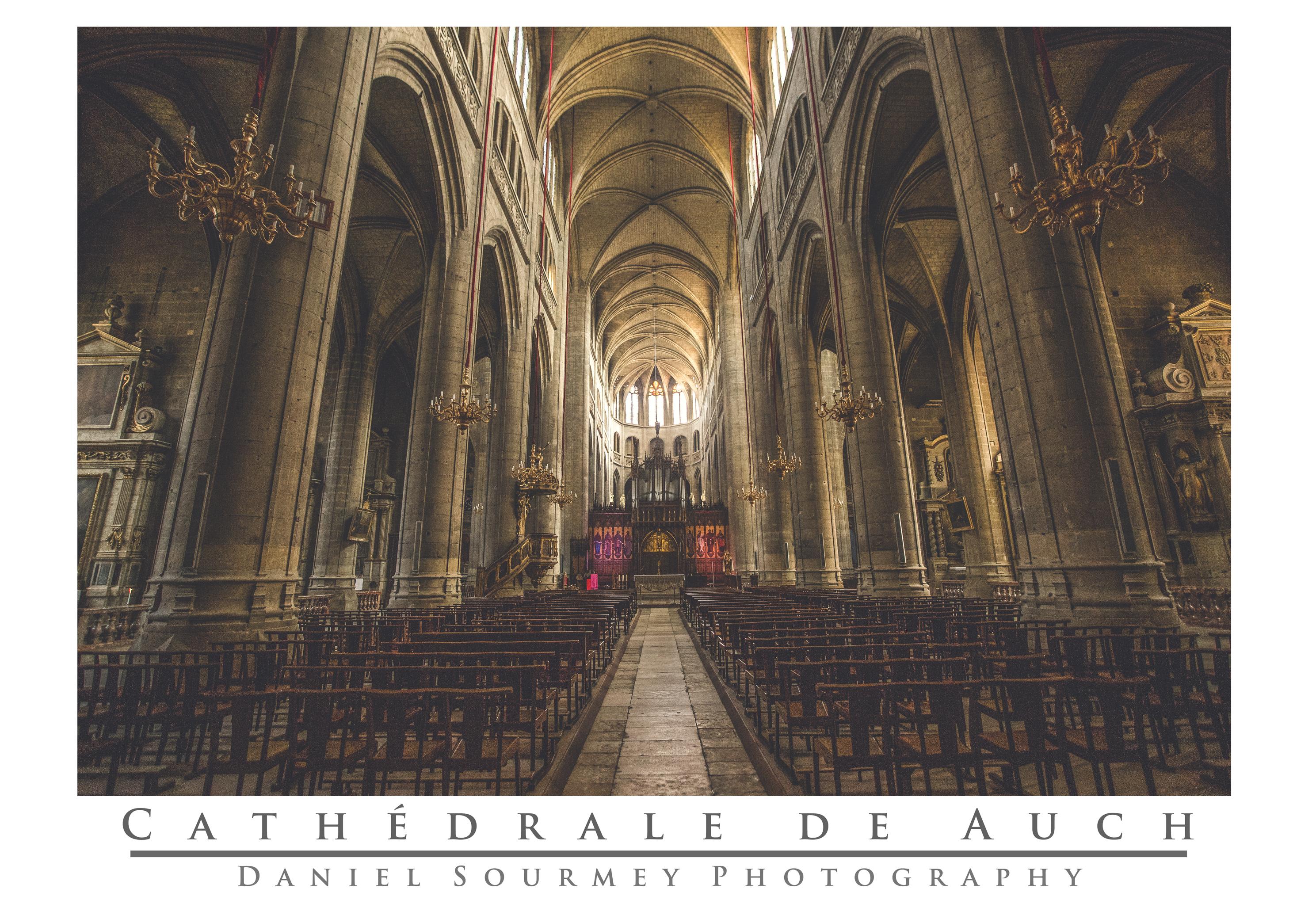 Cathédrale d'Auch