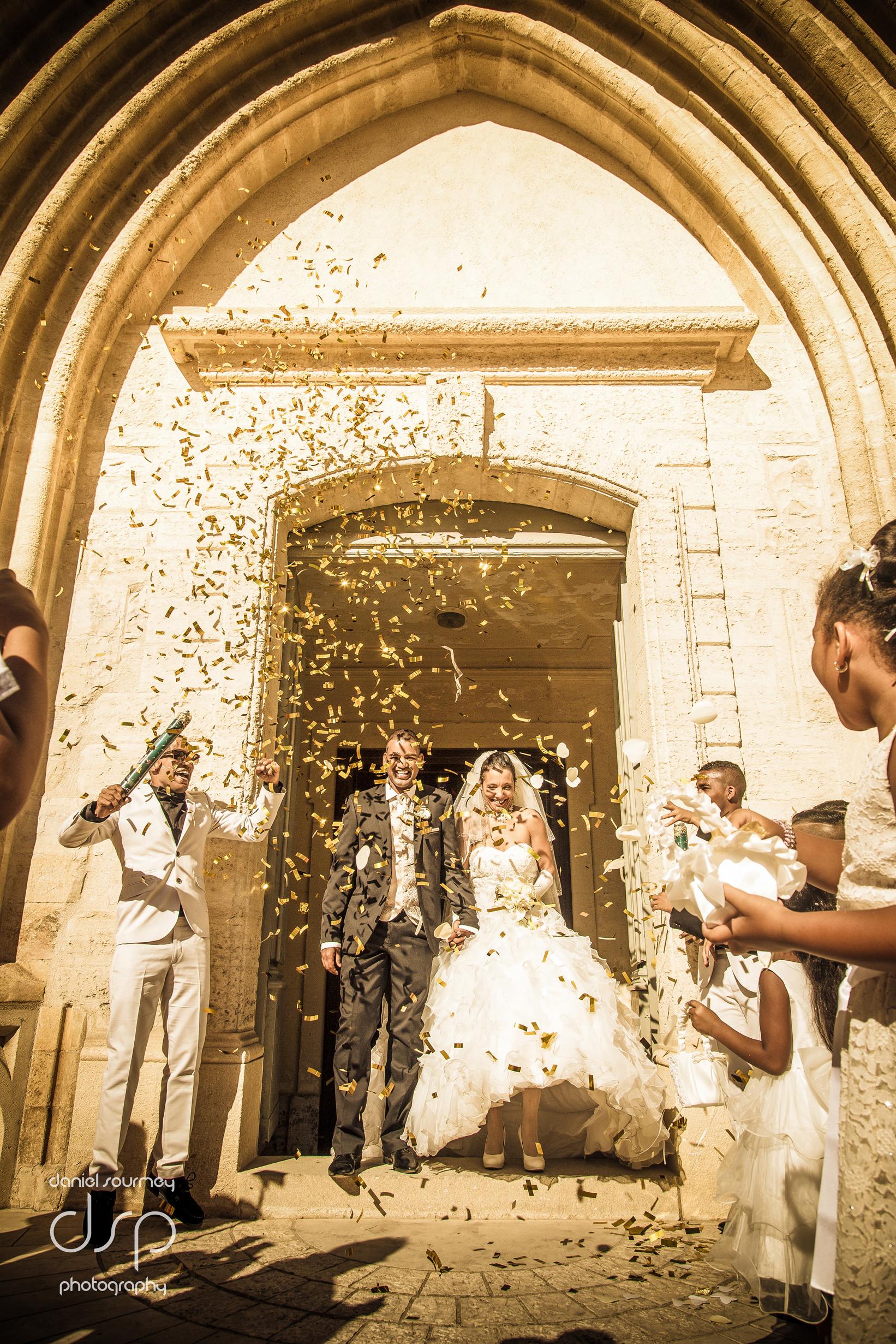 Mariage à Calvisson