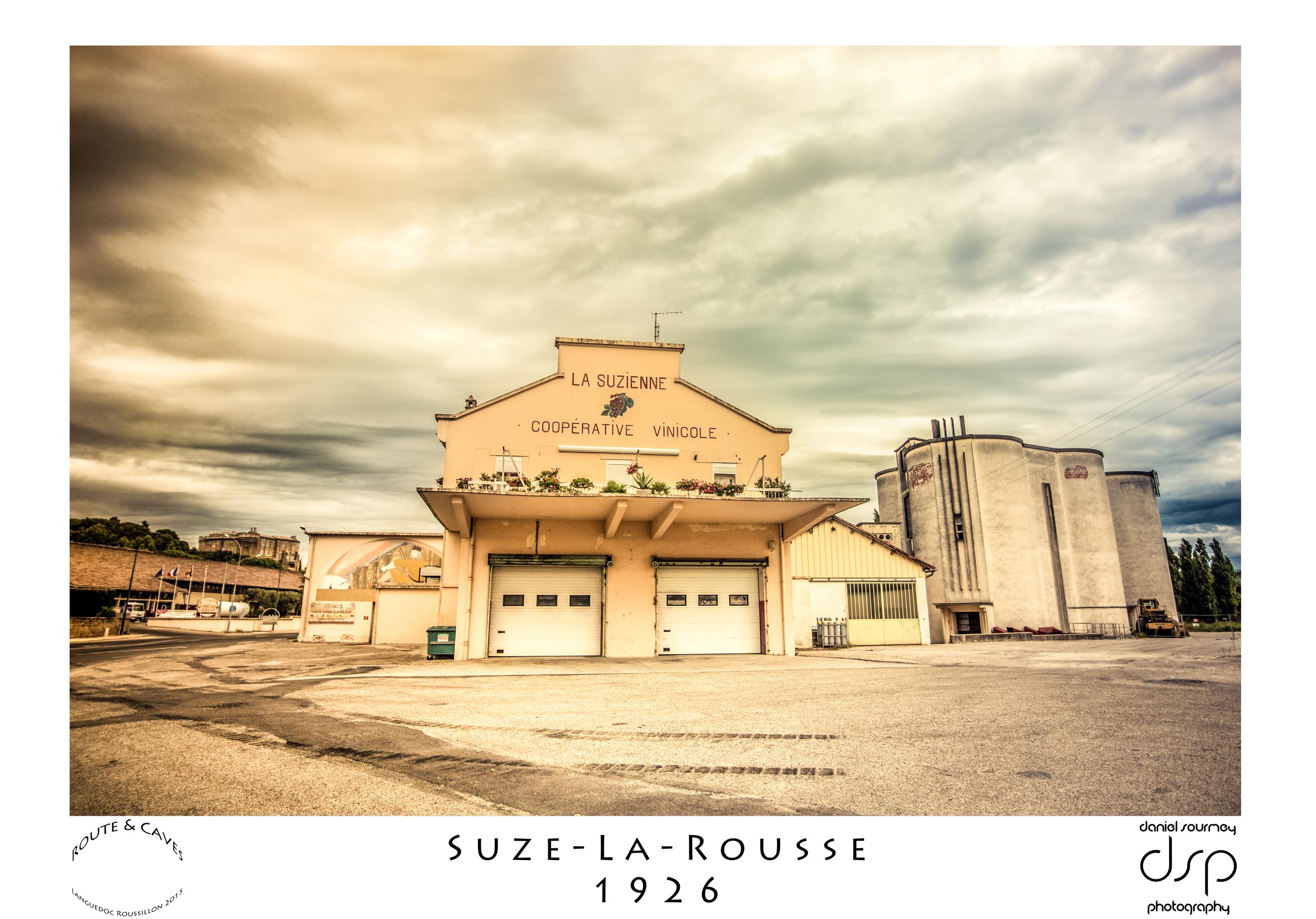 Cave coopérative de Suze-La-Rousse