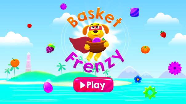 Basket Frenzy