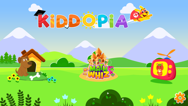 Kiddopia - Math Whiz
