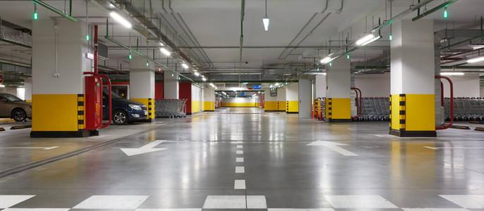 Complete Parkade Maintenance Program