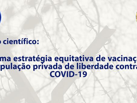 Por uma estratégia equitativa de vacinação da população privada de liberdade contra a COVID-19
