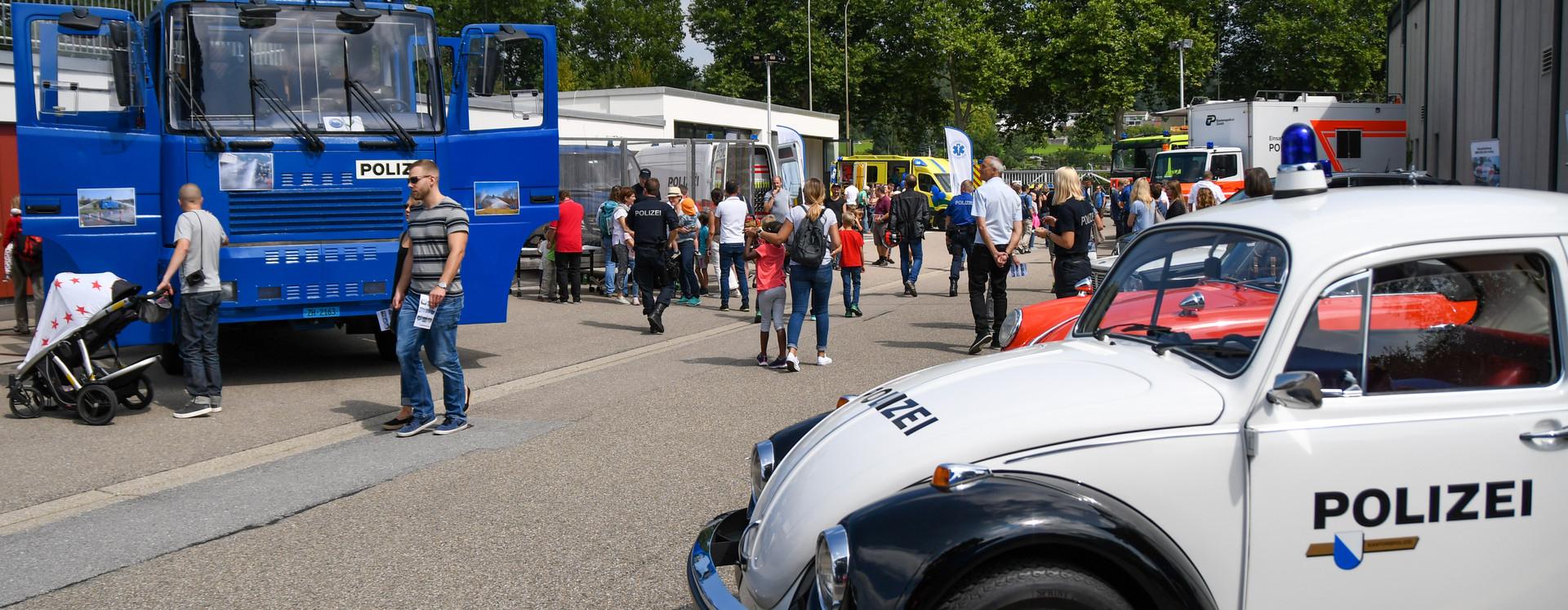 Tag der offenen Tür Verkehrszug Winterthur