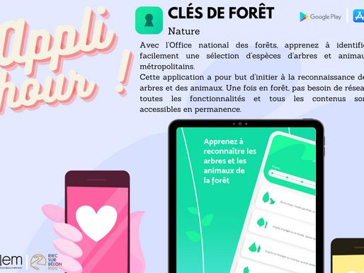 [Appli'hour] Chaque vendredi, une nouvelle application à découvrir ! 📱💻