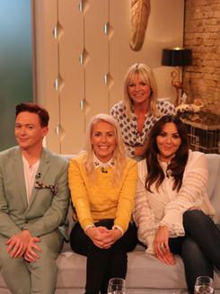 Zoe Ball on Sunday (ITV)