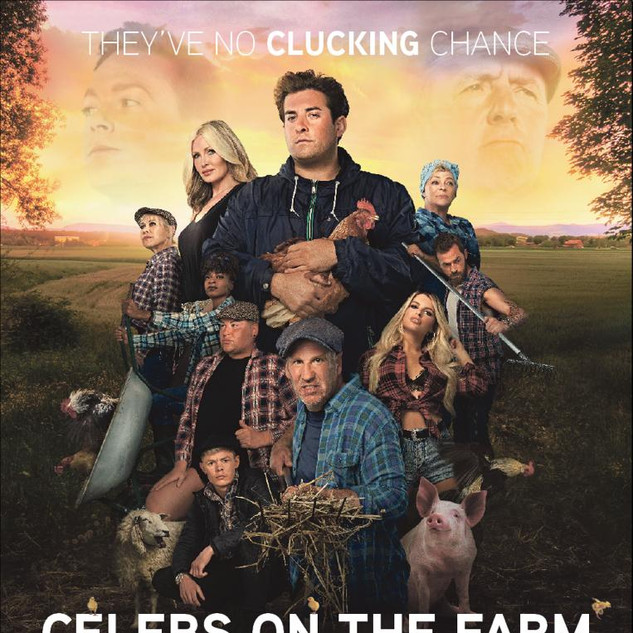 Channel 5 Press - Celebs on the Farm