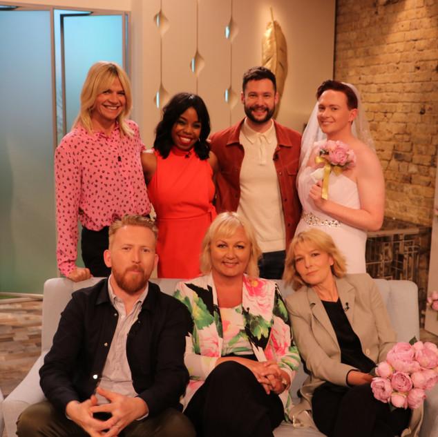 ITV - Zoe Ball on Sat_Sun