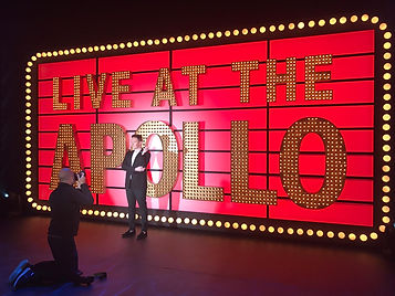 BBC Two - Live at the Apollo