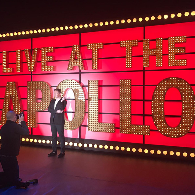 BBC Two - Live at the Apollo