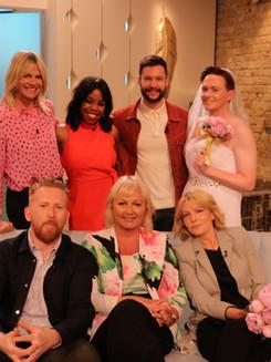 Zoe Ball on Saturday (ITV)