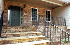 Stone Entryway Overhaul