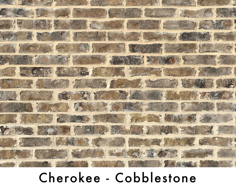 Cherokee Brick - Cobblestone