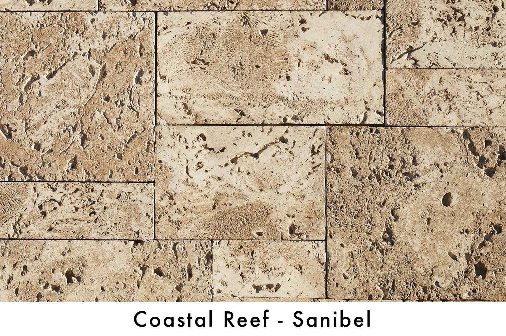 Coastal Reef - Sanibel