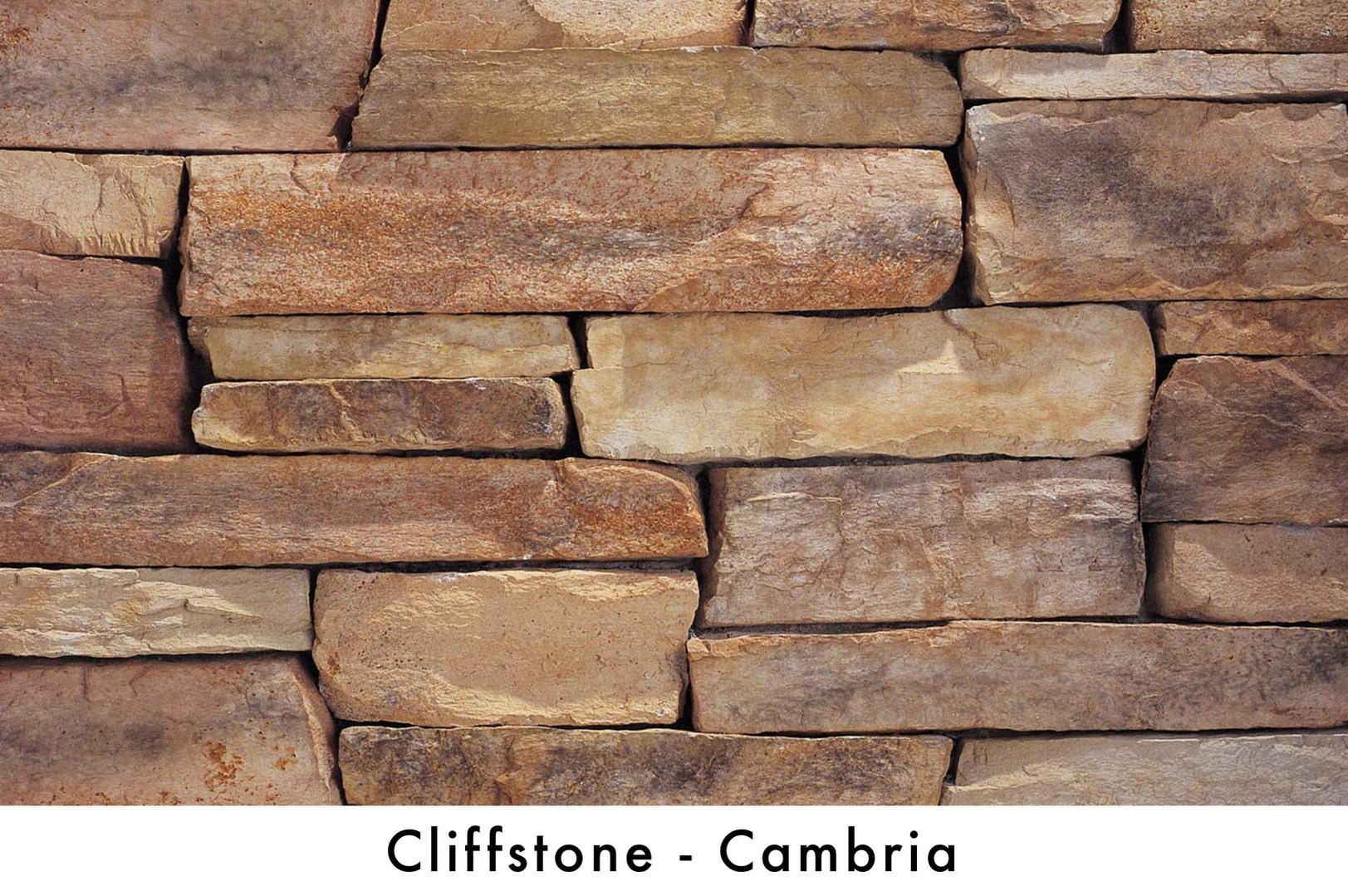 Cliffstone - Cambria