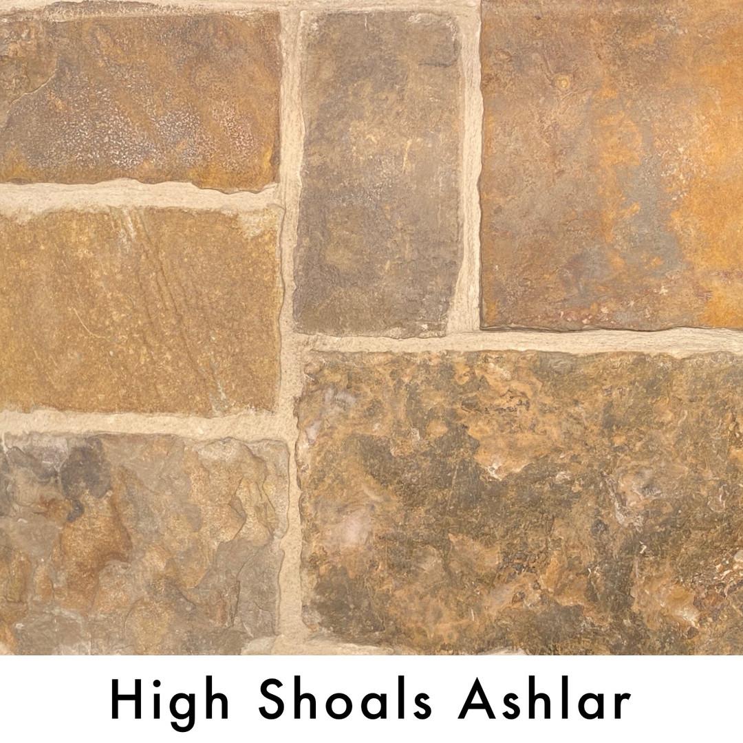High Shoals Ashlar