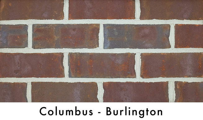 Columbus Brick - Burlington