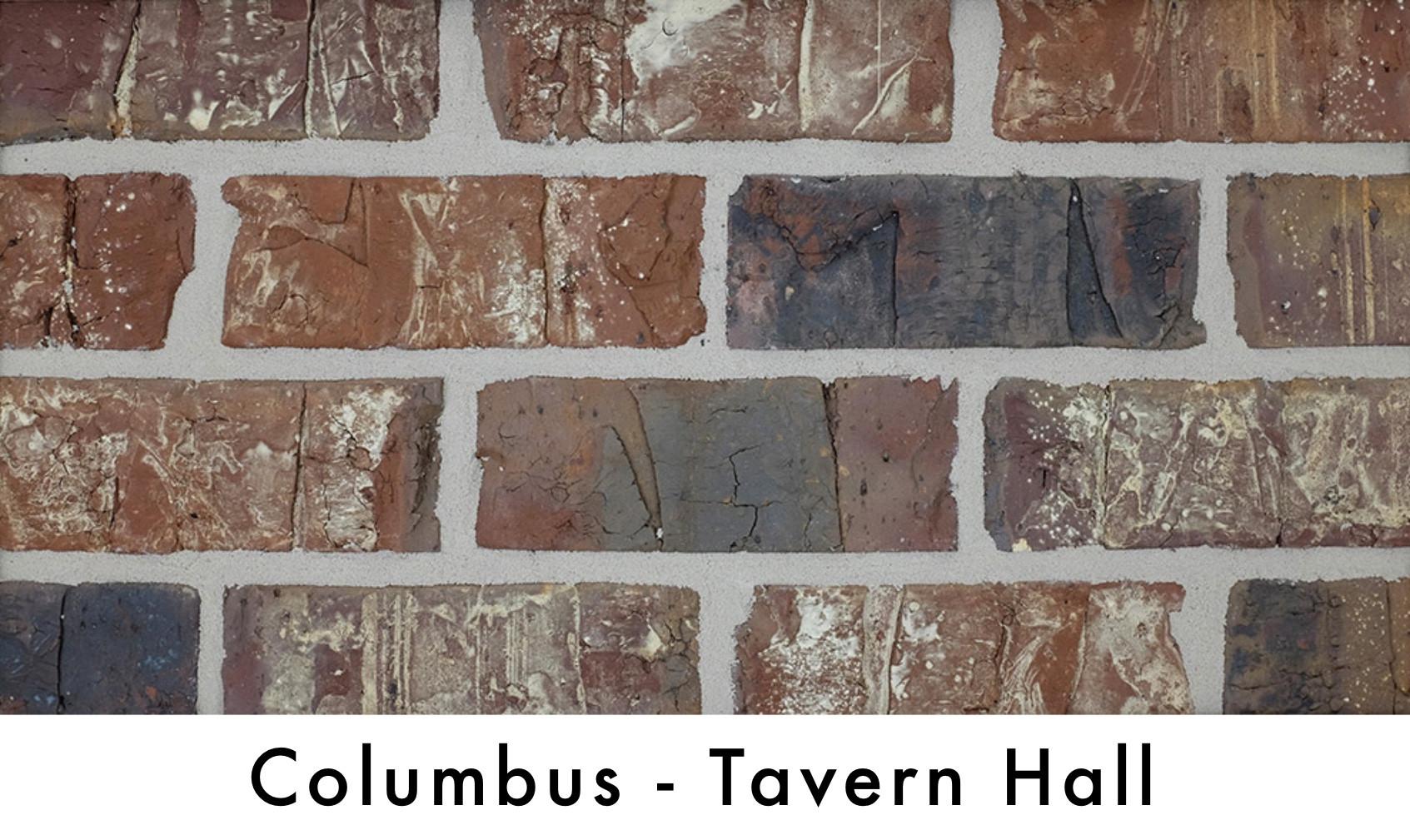 Columbus Brick - Tavern Hall