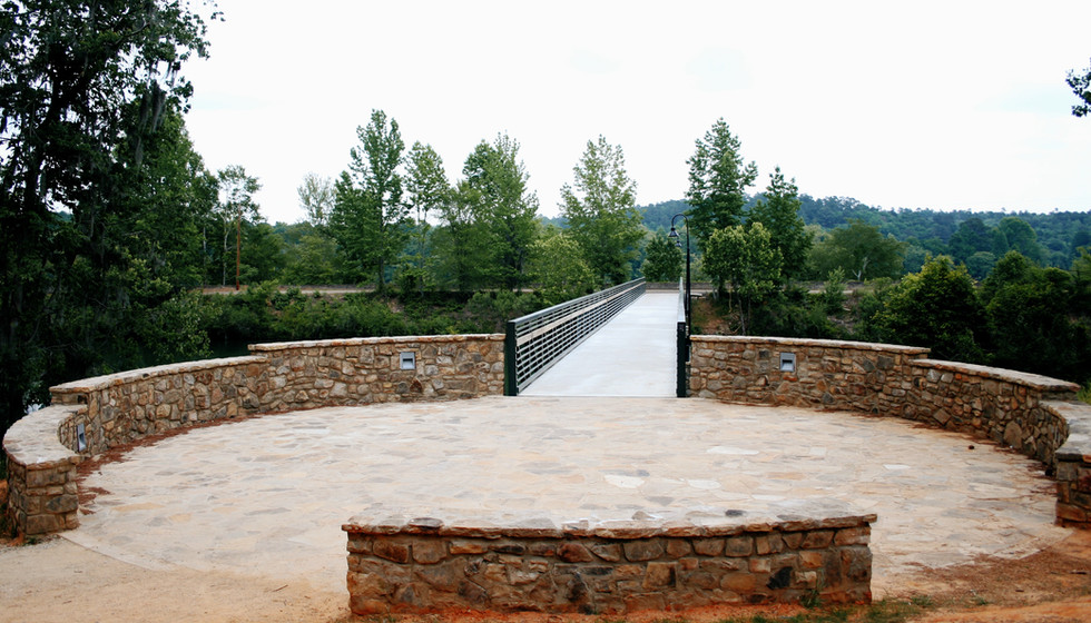 Walking Path Stone Patio