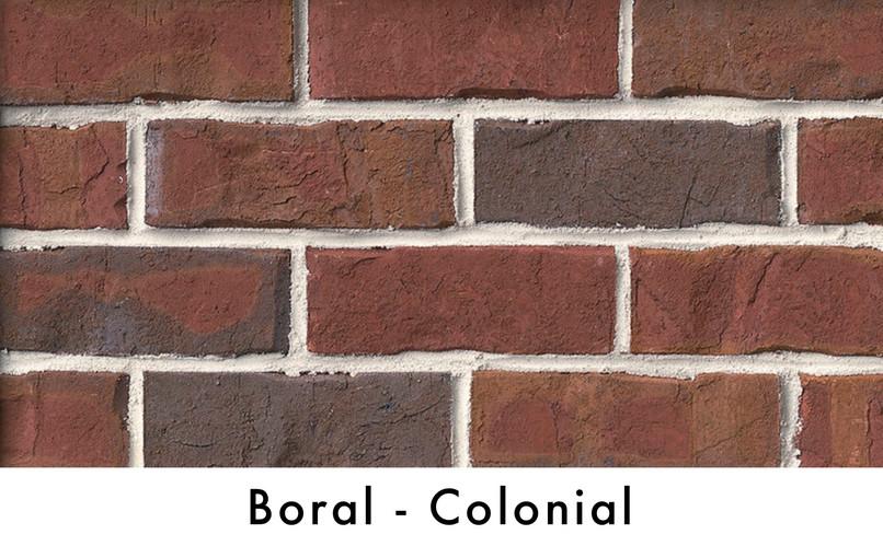 Boral Brick - Colonial
