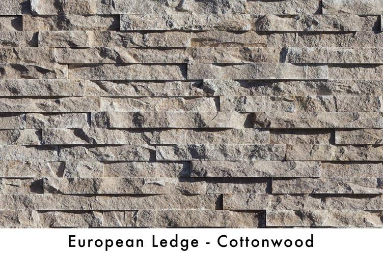European Ledge - Cottonwood