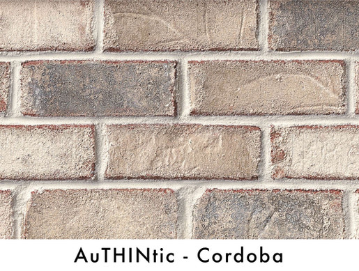 Authintic Brick - Cordoba