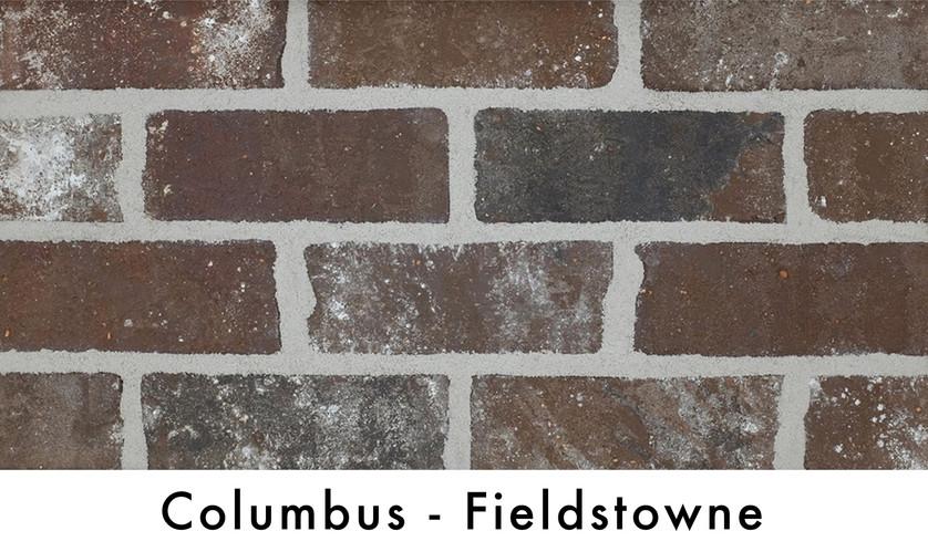 Columbus Brick - Fieldstowne