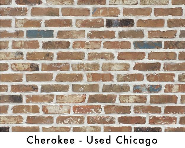 Cherokee Brick - Used Chicago