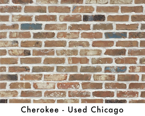 Cherokee Brick - Used Chicago