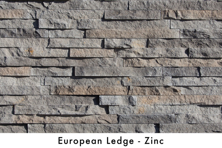 European Ledge - Zinc