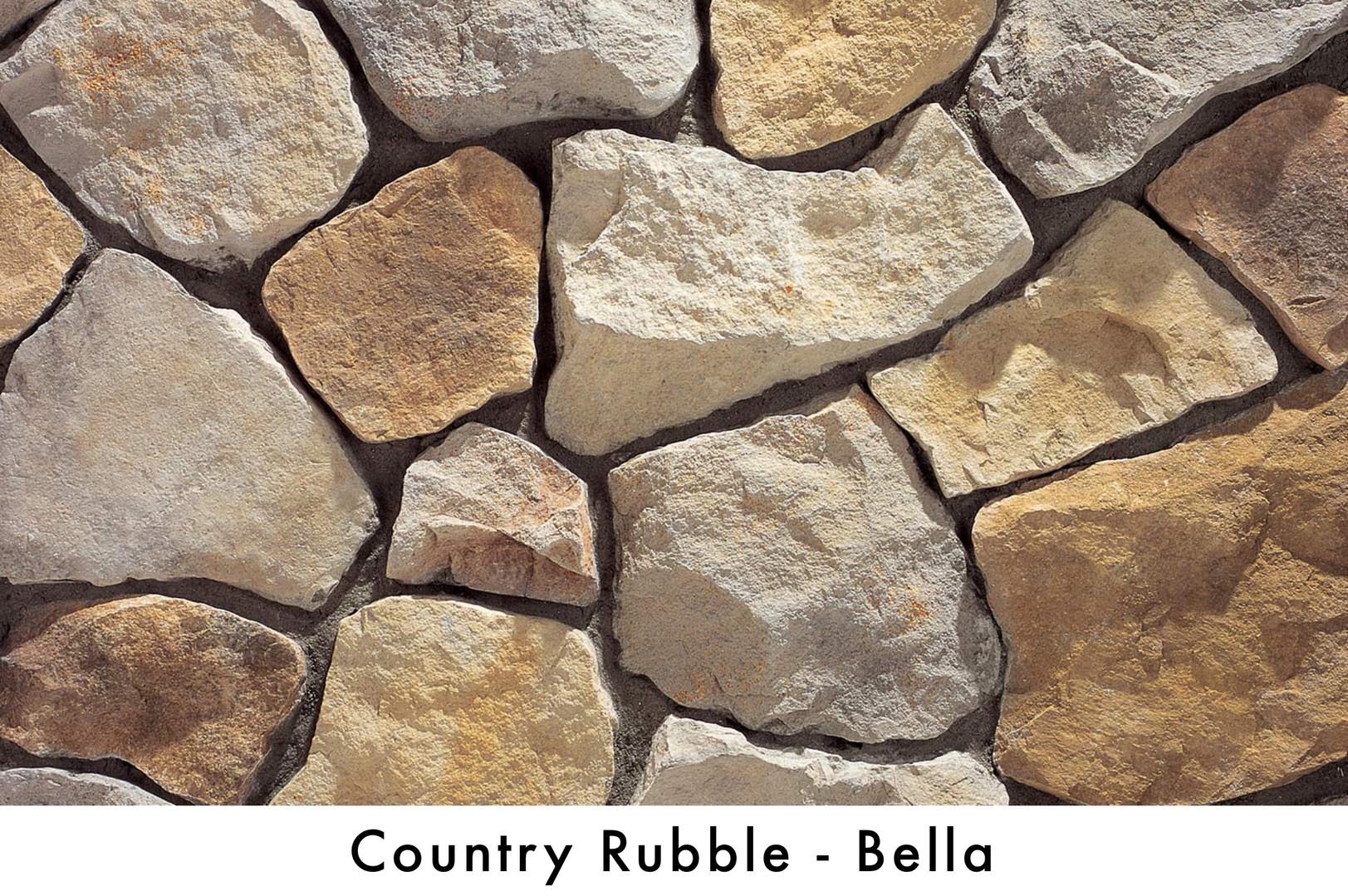 Country Rubble - Bella