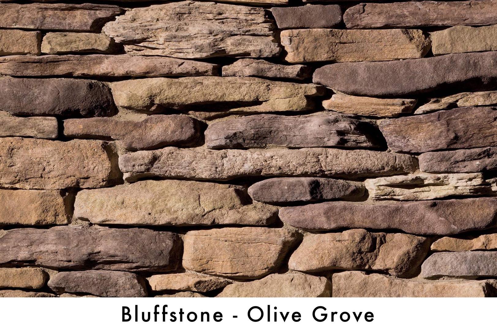 Bluffstone - Olive Grove