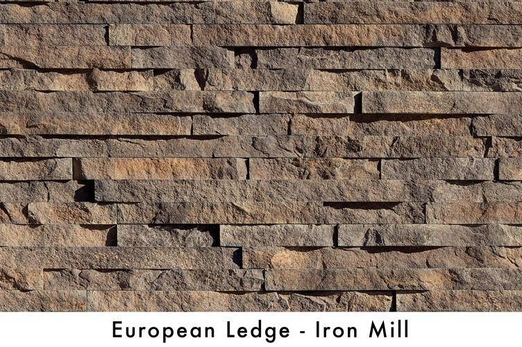 European Ledge - Iron Mill