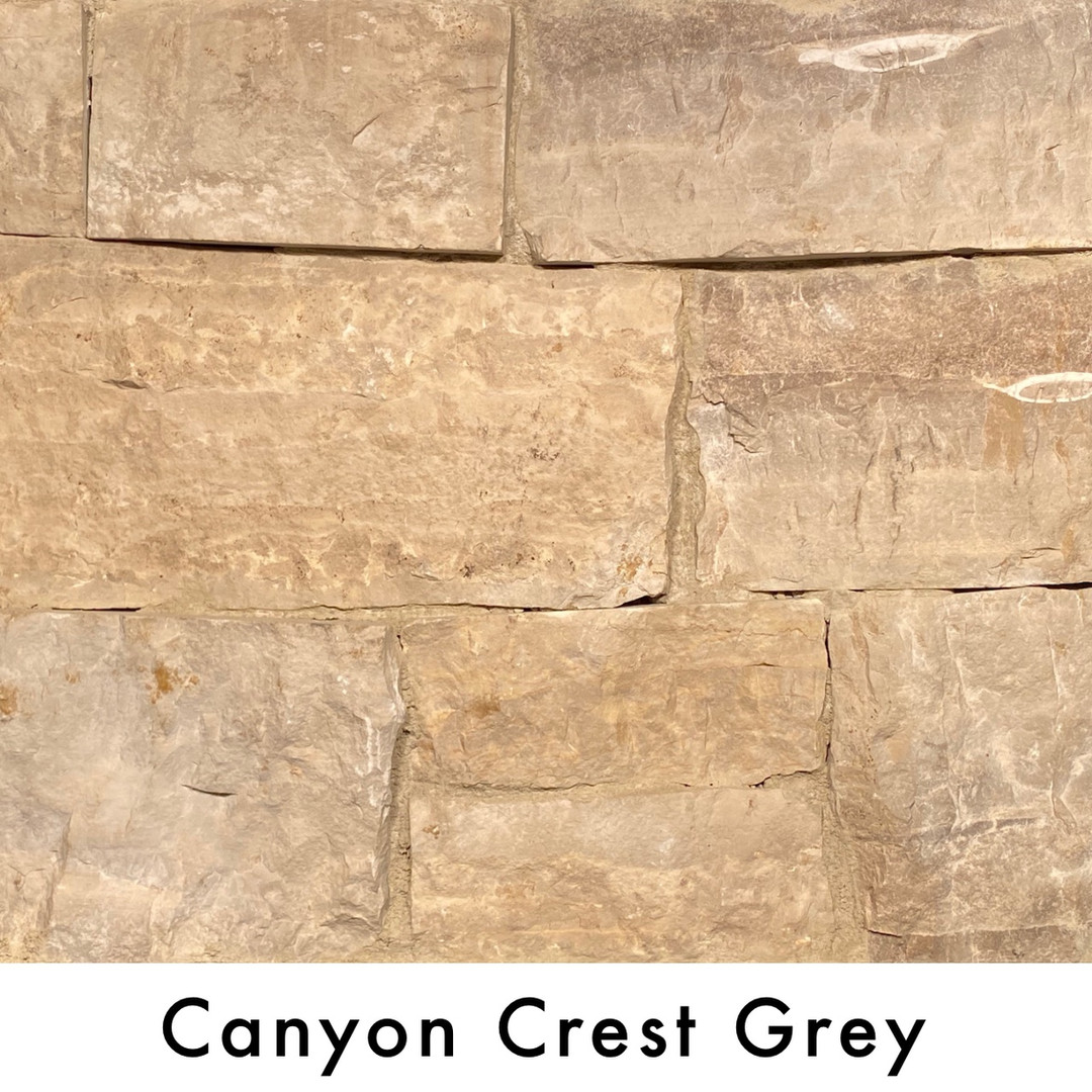Canyon Crest Grey