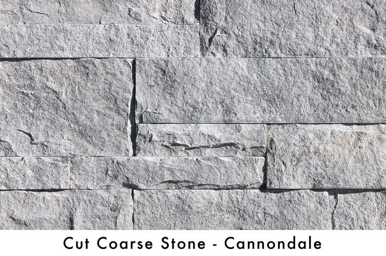Cut Coarse Stone - Cannonade