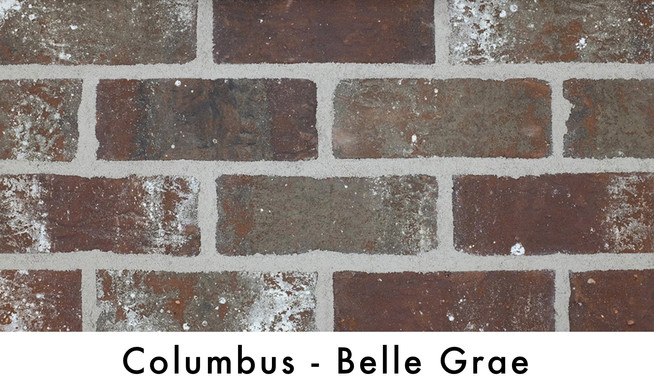 Columbus Brick - Belle Grae