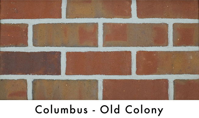 Columbus Brick - Old Colony