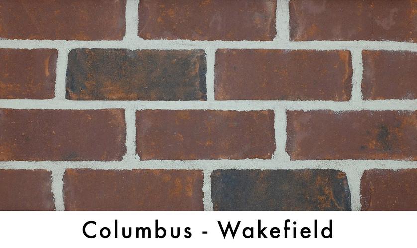 Columbus Brick - Wakefield