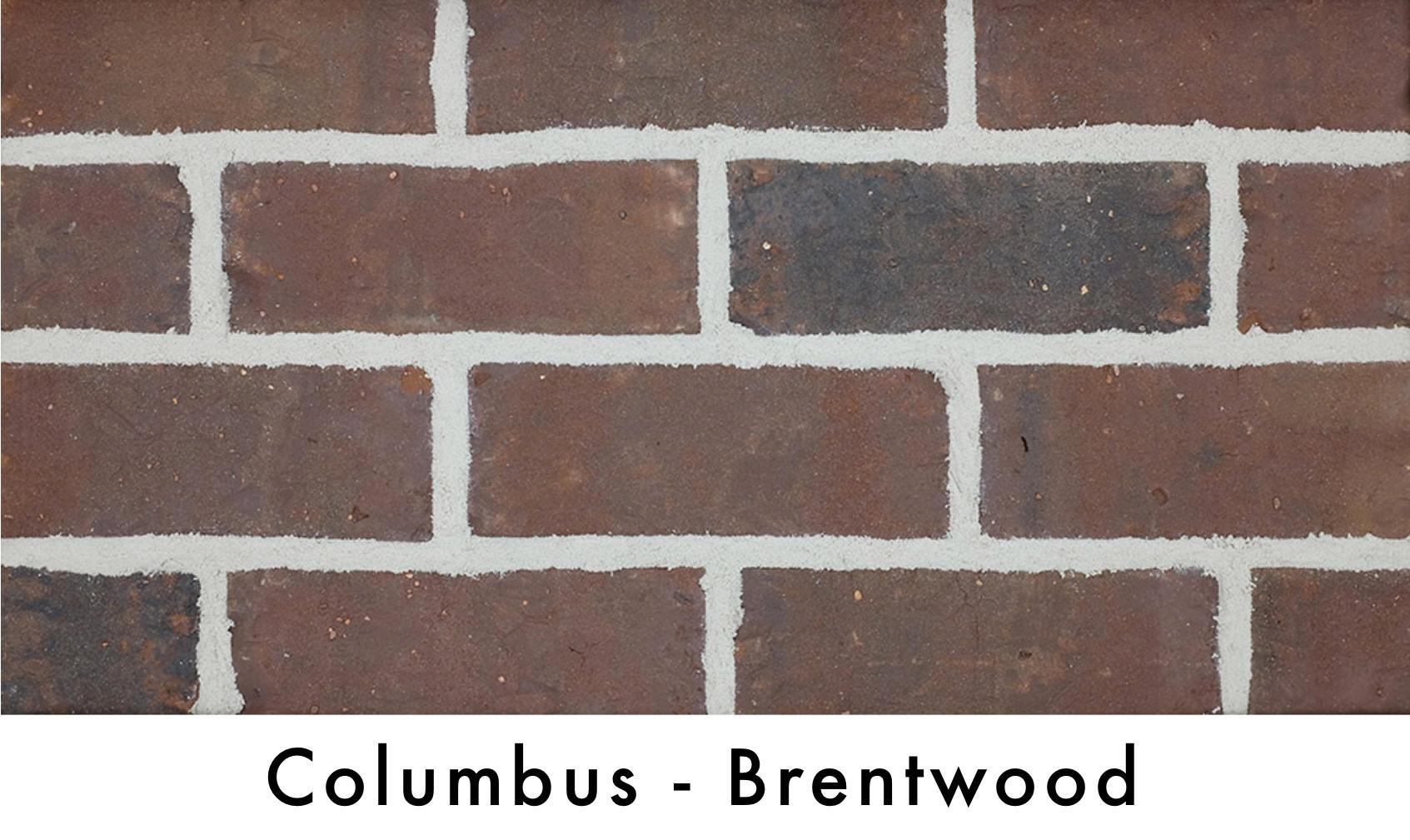 Columbus Brick - Brentwood