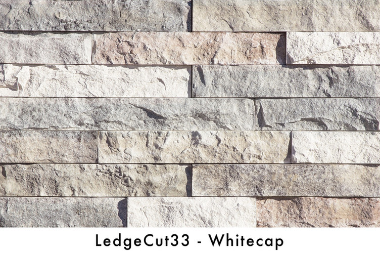 LedgeCut33 - Whitecap