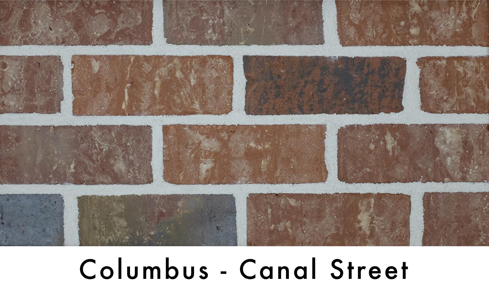 Columbus Brick - Canal Street