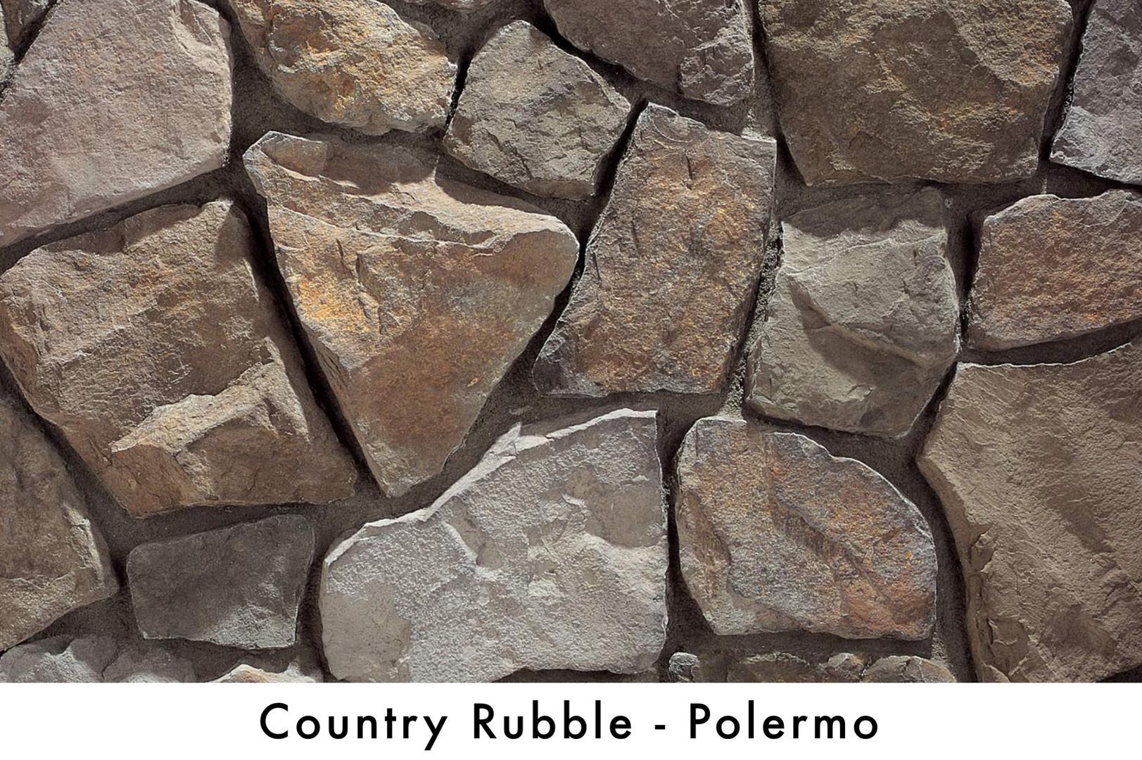 CountryRubble - Polermo