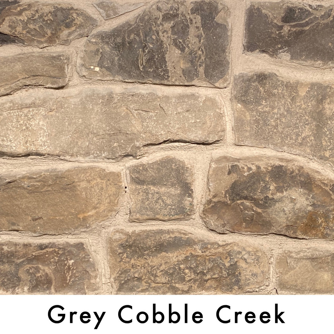Grey Cobble Creek