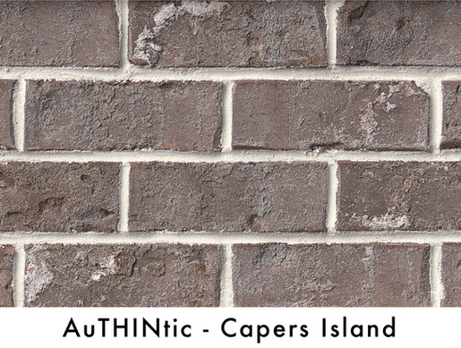 Authintic Brick - Capers Island