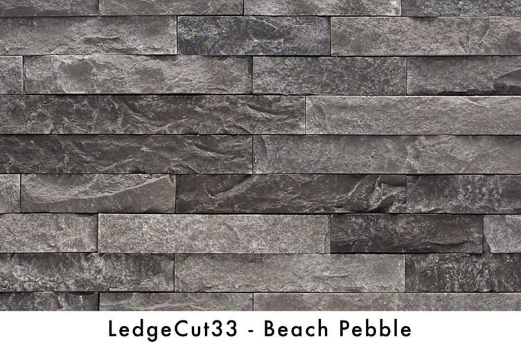 LedgeCut33 - Beach Pebble
